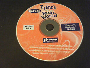 Kaplan-French-for-the-Real-World-Version-1-0c-PC-amp-MAC-Disc-Only