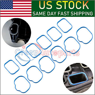 Upper New Intake Plenum Gaskets Set for VW Town and Country Jeep Grand Cherokee