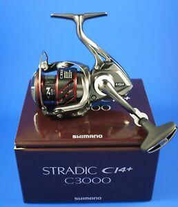3ffb95489ad Shimano Stradic Ci4+ C3000 FB // STCI4C3000FB // Front Drag Fishing ...