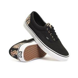 VANS-Shoes-ERA-Tiger-Camo-Black-FREE-POST-NEW-MENS-Shoes-Vans-Era-Vans-Sneakers