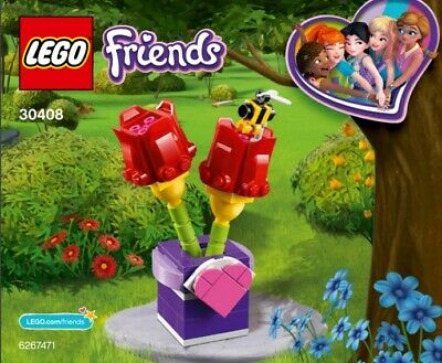 Lego Friends Smoothie Stand 30202 Polybag BNIP