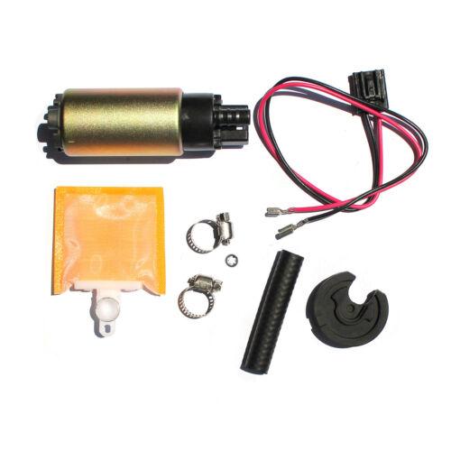 Custom New High Performance Electric Intank Fuel Pump w// Installation Kit EP387