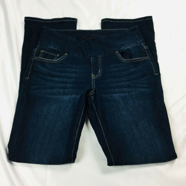 Jag Jeans Womens High Rise Bootcut Jeans Size 6 Stretch Pull On