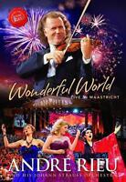 DVD - Wonderful World-Live In Maastricht von André Rieu (2015)NEU&OVP!!!