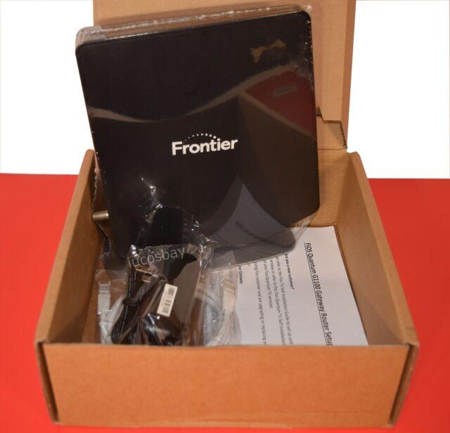 Frontier Fios G1100 Quantum Gateway Wifi Wireless Modem Router Bo. Frontier Fios Quantum Gateway G1100 Wireless Wifi Router Fiosg1100 Dual Band. Wiring. Fios Quantum Tv Wiring Diagram At Scoala.co
