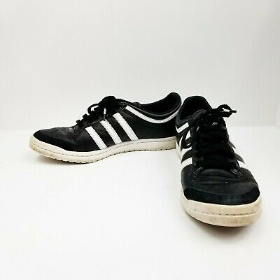 Adidas Shoes Size 7 Sleek Series Womens Low Black White G16721 Rare EUC | eBay