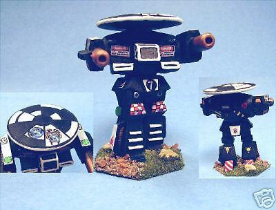 Battletech painted Galahad battlemech CC