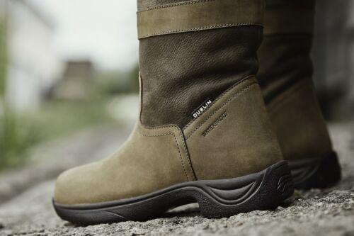 Dublin Eskimo River Fleece Boots WATERPROOF STANDARD /& WIDE CALF Country Boots A