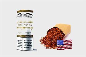 29-80-100ml-50ml-E-Liquid-Tabak-USA-5x10-eliquid-E-Zigarette-0-3-6-12mg-ml