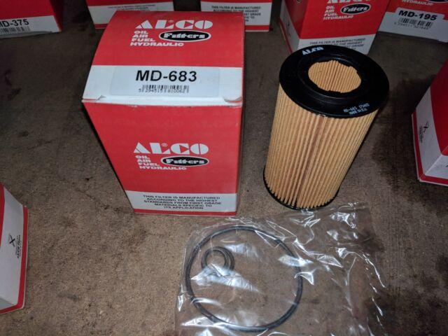 ALCO Oil Filtre P/N md-683