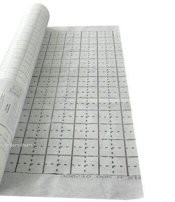 75 m² BDS-Tex 250my Dampfbremsfolie Dampfsperre Dampfbremse Folie GP.0,77€//m²