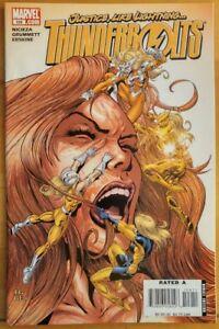 THUNDERBOLTS-109-2007-MARVEL-Comics-VF-NM-Book