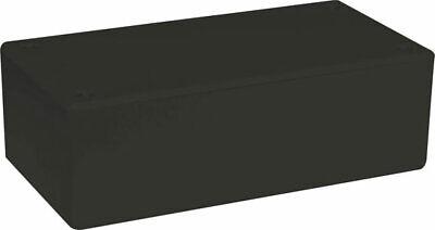 UB5 ABS Black Jiffy Box 82x54x30mm
