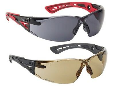 Bolle Cycling Safety Rush Platinum Safety Glasses Twilight