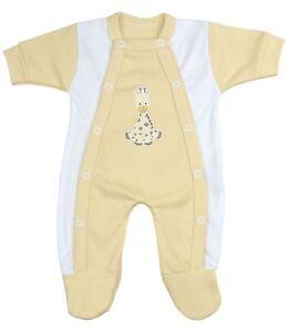 cd0f49d46eb0 BabyPrem Premature Baby Clothes Tiny Preemie Babygrow Sleepsuit 1.5 ...