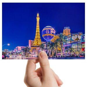 Photograph-6x4-034-Las-Vegas-Strip-Nevada-USA-US-Art-15x10cm-12588