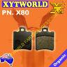 FRONT Brake Pads PIAGGIO Hexagon 125/150 1994 1995 1996 1997