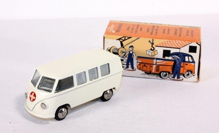 フォルクスワーゲン救急車、箱のミント