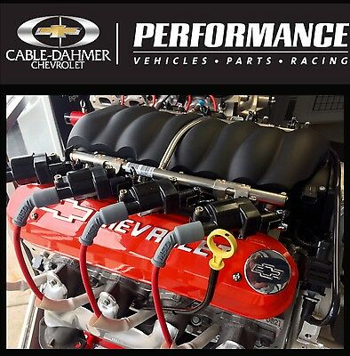 GM Performance Parts Deluxe Package LS3 6.2L 376 ci  430 HP Engine 19301326
