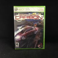 Need For Speed: Carbon (microsoft Xbox 360, 2006) Brand