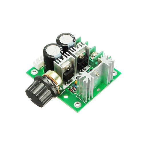 12V-40V 10A Pulse Width Modulation PWM DC Motor Speed Control Schalter
