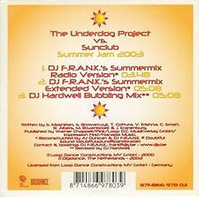 Underdog Project Summer jam 2003 (4 mixes, cardsleeve) [Maxi-CD]