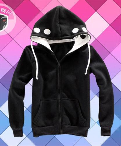 Kagerou Project Kano Shuuya Zipper Hoodie Jacket Coat Cosplay Costume
