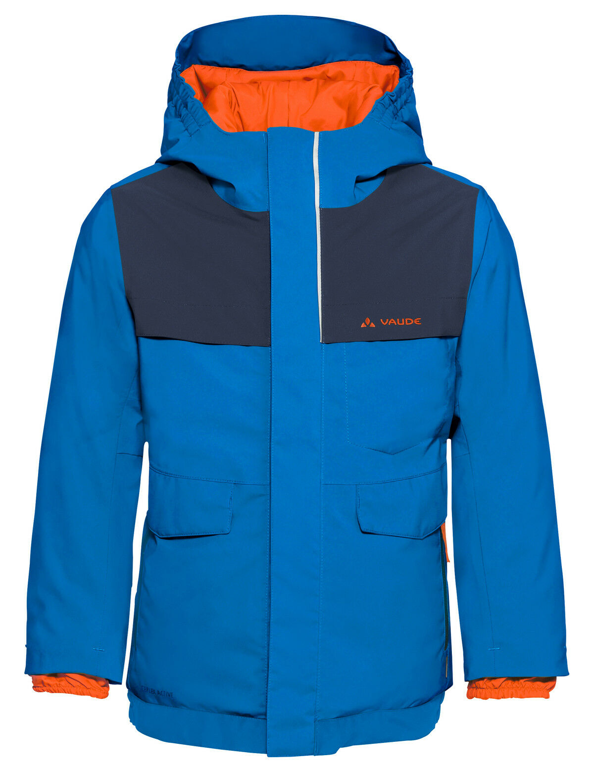 Vaude niños invierno chaqueta Kids igmu Jacket Boys V azul 104