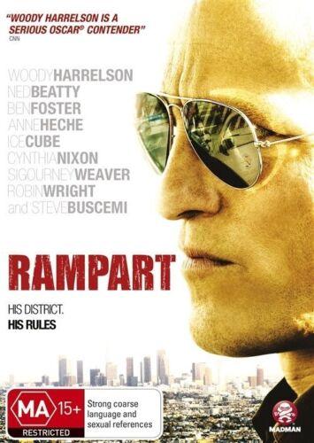1 of 1 - Rampart (DVD, Woody Harrelson )