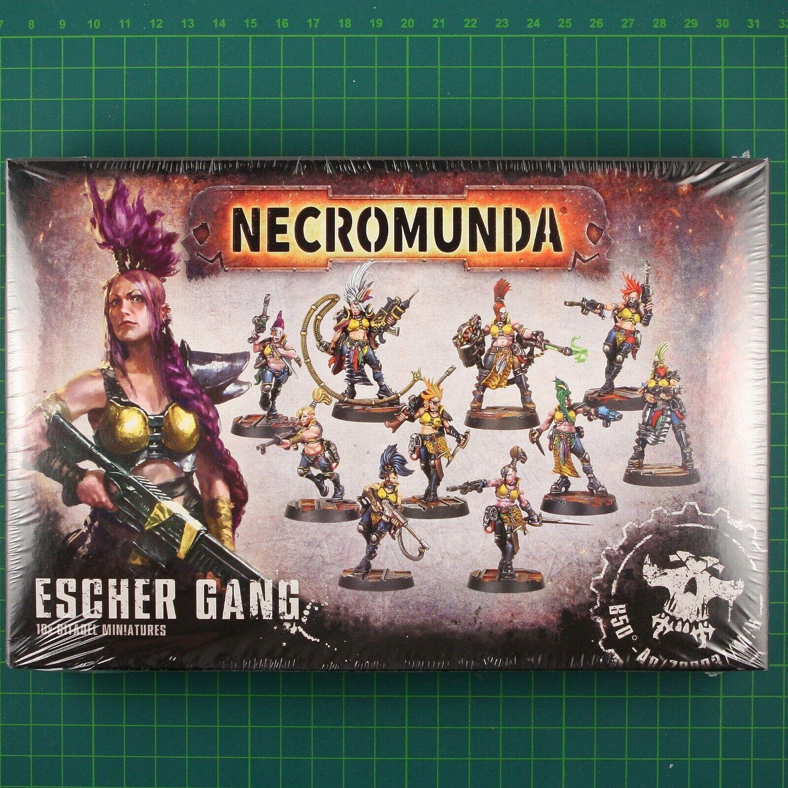 Escher Gang Box 300-11 Necromunda 10500