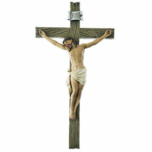 Crosses For Sale >> Details About Sale Inri Wall Cross Crucifix Religious Good Jesus Wooden Like 11359