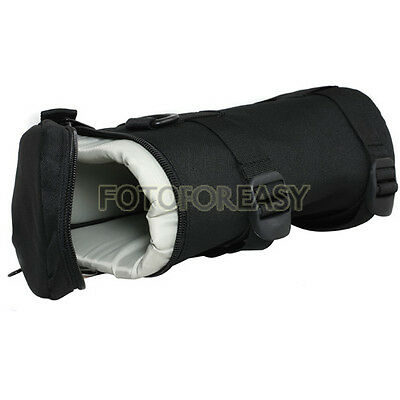 SAFROTTO Protector Padded Lens Bag Case Pouch E18 E-18