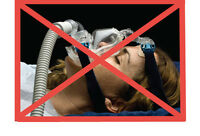 Cpap Machine, Cpap Mask And Cpap Contour Pillow No More