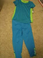 Girls Layer 8 Size M Performance Sport Outfit
