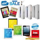 Apple iPad 2,3,4,Air 1/2,mini 1/2/3/4 16GB/32GB/64GB/128GB Wi-Fi +3G/4G LTE