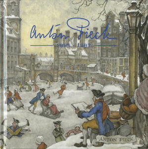 Alle-3-velletjes-boek-Anton-Pieck-Postfris