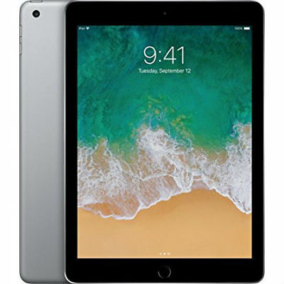 "Apple iPad 9.7"" (2018) 32GB Wifi - Gris Espacial"