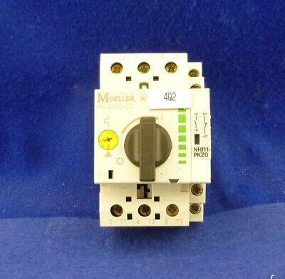 Klöckner Moeller Motorschutzschalter PKZM1-0,4 660V