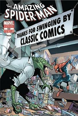 AMAZING SPIDERMAN 666 NEW CHRIS/' COMICS LIZARD STORE VARIANT CHRIS/'S SOLD OUT