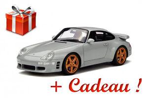 1/18 Kb70 Esprit Porsche 911 993 Ruf Turbo R 1998 Gt145