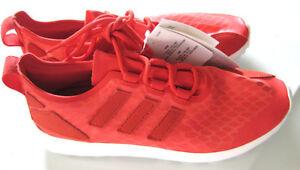 Details zu Adidas ZX Flux ADV Verve Damen Sneaker, rot #511