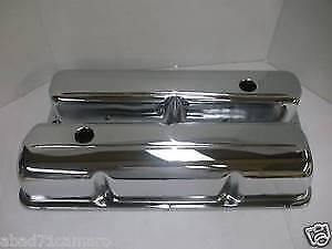 Chrome Ford 352 390 406 427 428 Valve Covers