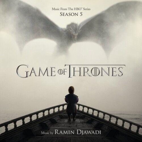 Ramin Djawadi - Game Of Thrones Season 5 (Original Soundtrack) [New CD]