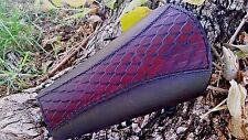 ARCHERY ARM GUARD/BRACER / NORDIC DRAGON SCALE  - New! Best quality !! USA MADE!
