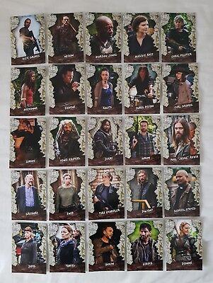 Paul Jesus Rovia #C-15 The Walking Dead Season 8 Pt 1 Topps 2018 Character Card