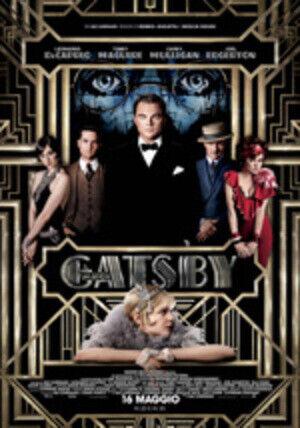 IL GRANDE GATSBY  2 DVD   2013    DRAMMATICO