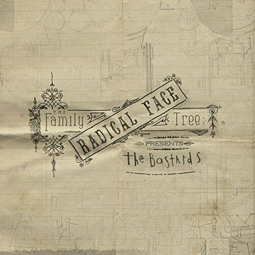 Radical Face - The Bastards (Limited Edition) [Deluxe] [CD]