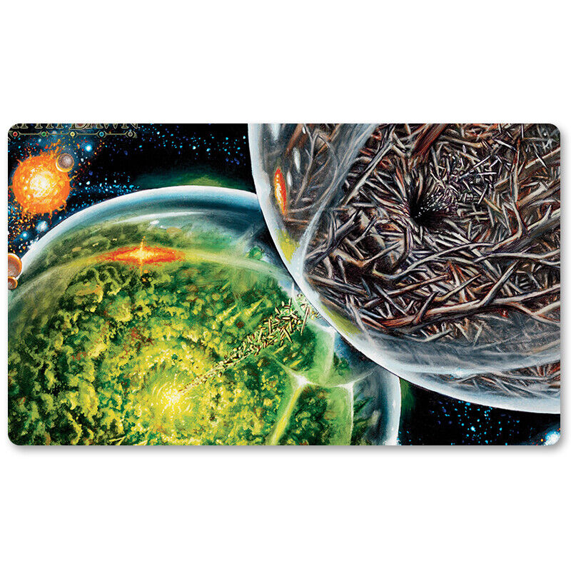 Crucible Of Worlds - Board Game MTG Playmat Games Mouse