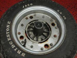 Vorderrad-Felge-Rad-front-wheel-Suzuki-RV-50