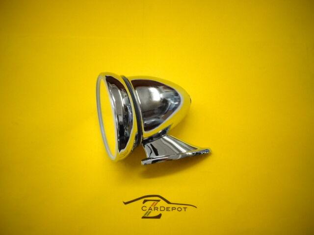Datsun 240Z 260Z 280Z 280ZX 510 Bullet GT Style  Exterior Mirror Chrome